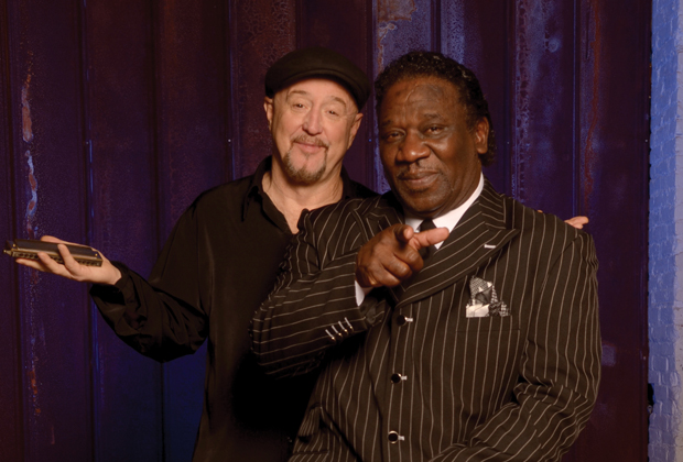 MUD MORGANFIELD AND KIM WILSON